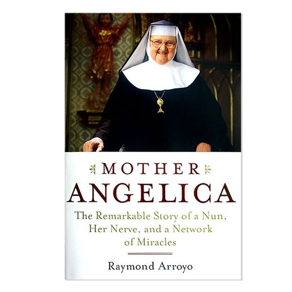 MOTHER ANGELICA: THE REMARKABLE STORY OF A NUN  https://www.ewtnreligiouscatalogue.com/mother-angelica-the-remarkable-story-of-a-nun/p/BKMMA10936